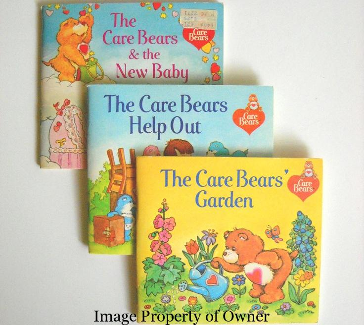 Care Bears Books And Media Yello80s