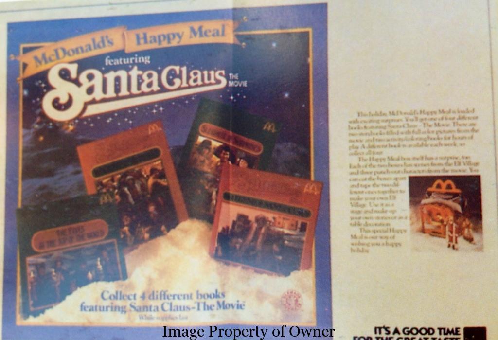 The Great Big 80s Christmas Jukebox