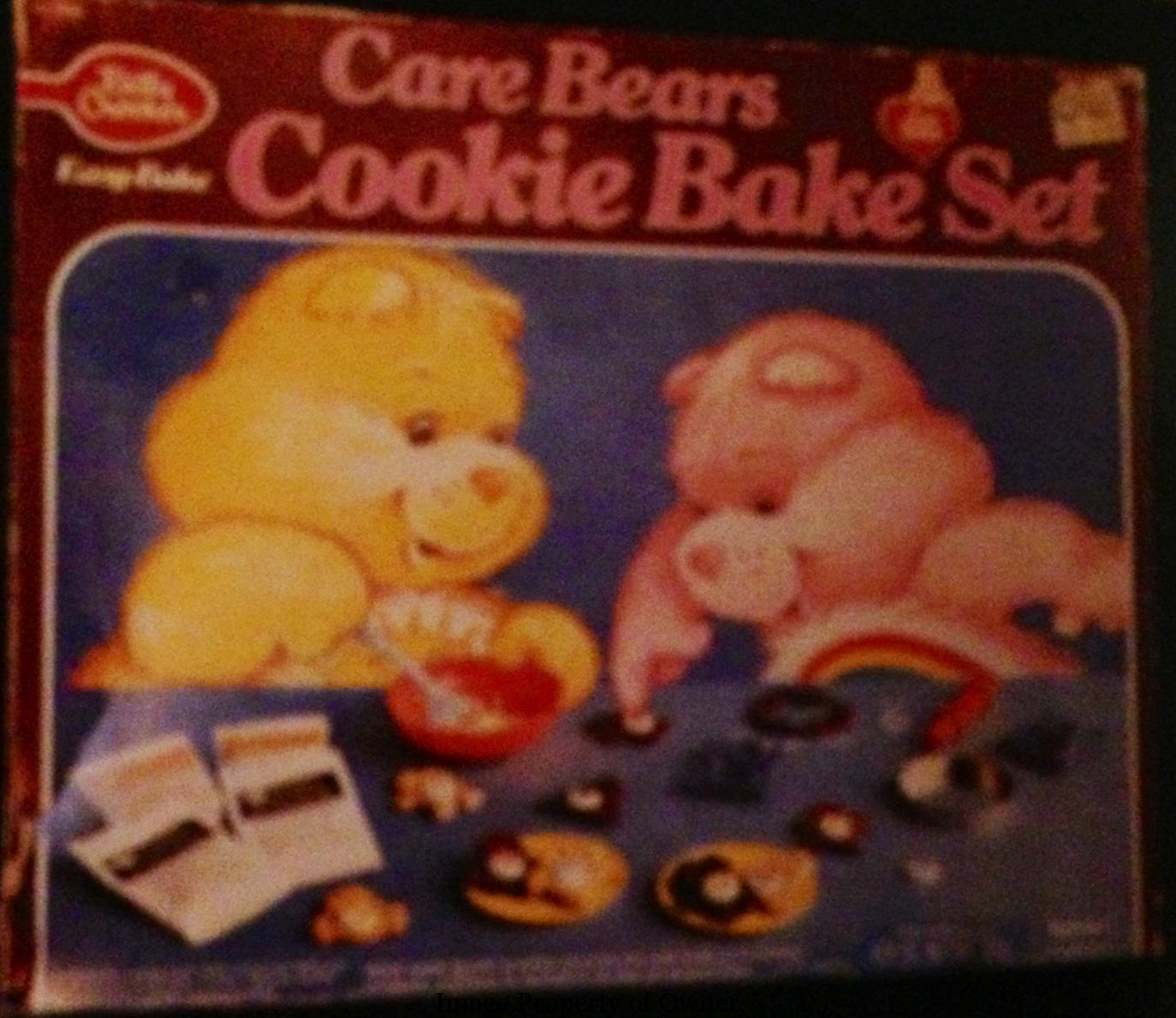 CB Cookie Bake Set BettyCrocker