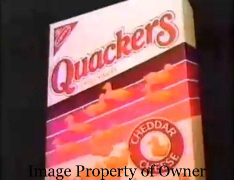 nabisco quackers