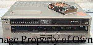 Betamax player courtesy Buzzfeed