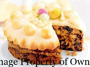Simnel Cake - celtnet.org.uk
