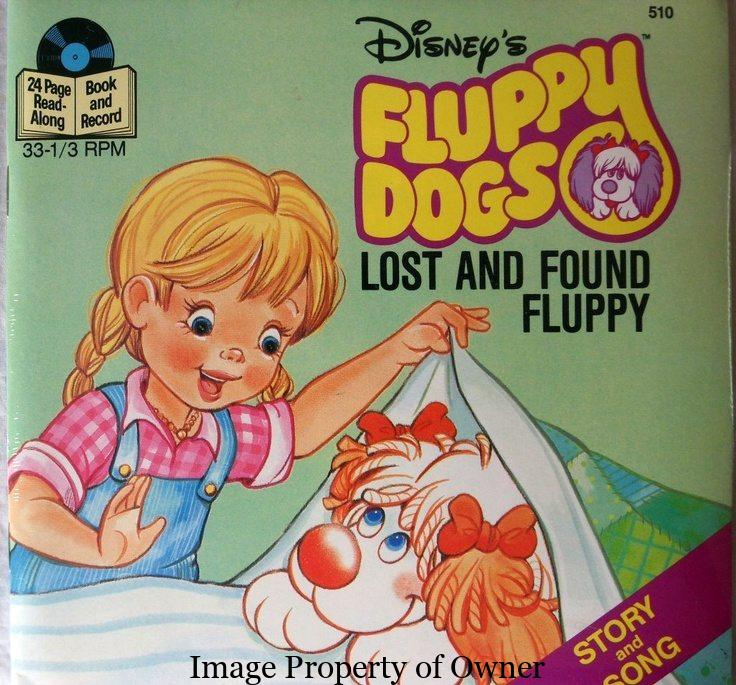 Lesser Known 80s Cartoons: Fluppy Dogs