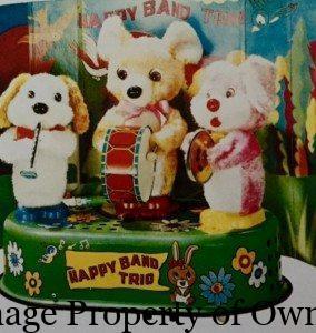 Happy Band Trio  property William C Gallagher