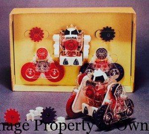 Plasman B windup toy property William C Gallagher