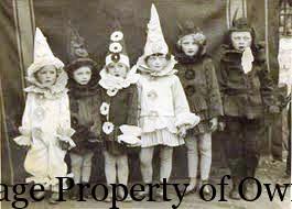 Vintage Costume Party- public domain