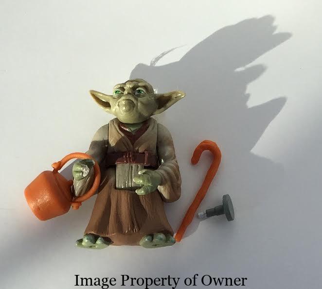Star Wars Toy Month: Yoda