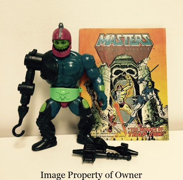 He-Man Toy Month: Trap-Jaw