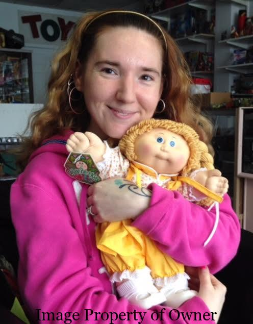 pumpkin patch doll costume