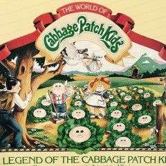 Cabbage Patch Kids Wednesday: The Cabbage Patch Kids story