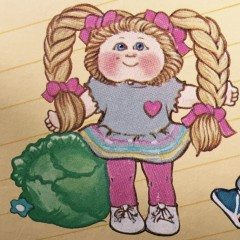 Cabbage Patch Kids Merchandise Page updated
