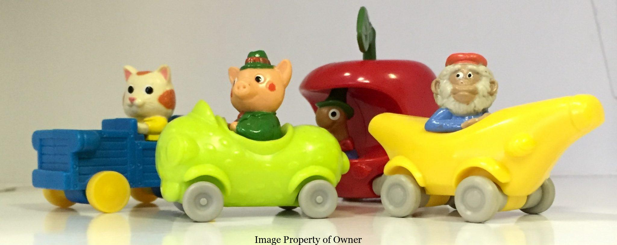 Mcdonald S Happy Meal Toys From The 80s 1987 Yello80s