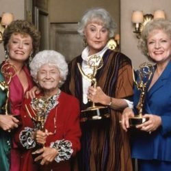 The golden girls lived on in the golden palace yello80s for Why did bea arthur leave golden girls