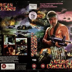 VHS Cover Art Goodies: