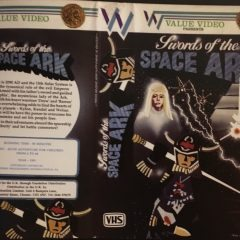 VHS Cover Art Goodies: Swords of the Space Ark
