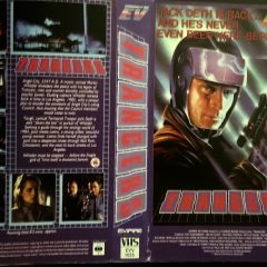 VHS Cover Art Goodies: Trancers