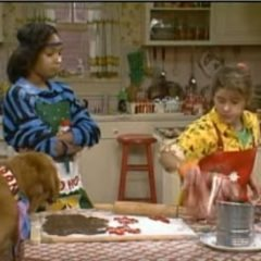 Yello80s Advent Countdown Day 6: Punky Brewster Christmas Hero part1