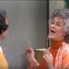 That uncompromisin', enterprisin' Maude!
