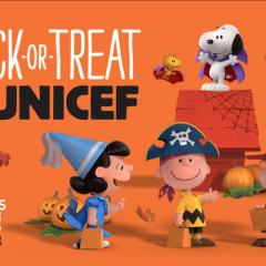 A Very Yello80s Halloween: Trick or Treat for UNICEF